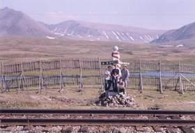 Станция Полярный Урал
